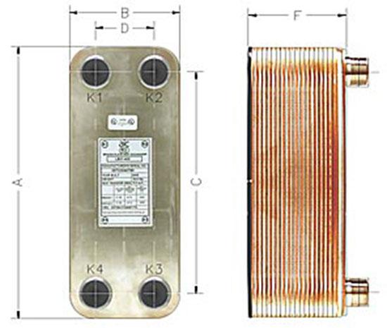 Aic brazed plate heat exchanger installation manual