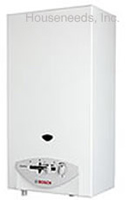 Bosch AquaStar Gas Tankless Water Heater GWH 1000P
