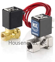 Asco Solenoid Valve for Water - Stainless Steel - Two Way - 150 PSI - 1/4 inch NPT - U8256A108E