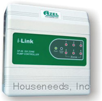 Azel SP-86 6 Zone Relay. Azel Circulator Switching Relay. Azel Pump Relays. Hydronic Heating Systems Heating Zone Control