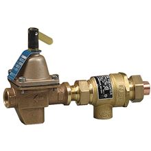 Watts Combination Backflow Preventer/Fill Valve - 1/2 in Sw x 1/2 in NPT - B911S (0386462)