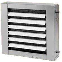 Beacon Morris - Horizontal Unit Heater Serpentine Type Coil - 115V - Hot Water Only 24,800 BTU - HB-125A