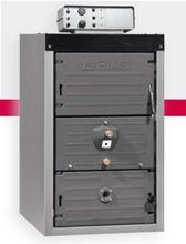 Biasi PiroWood Cast Iron Wood Boiler - 112,260 BTU/HR - PIRO 7
