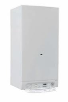 Biasi Riva Plus Condensing Wall Hung Boiler - Heat Only - 116,000 BTU - Liquid Natural - RI-NAT PLUS