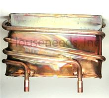 Bosch Aquastar 125X Heat Exchanger - LOC 3305 - (Old Part Number was 8705406235) - 8705406380 - Non-returnable