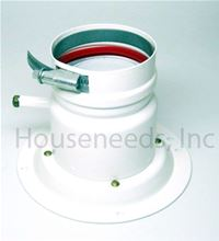 Bosch Aquastar 2400E Flue Gas Exhaust Accessory - LOC 3335 - 8705504137 - Non-returnable