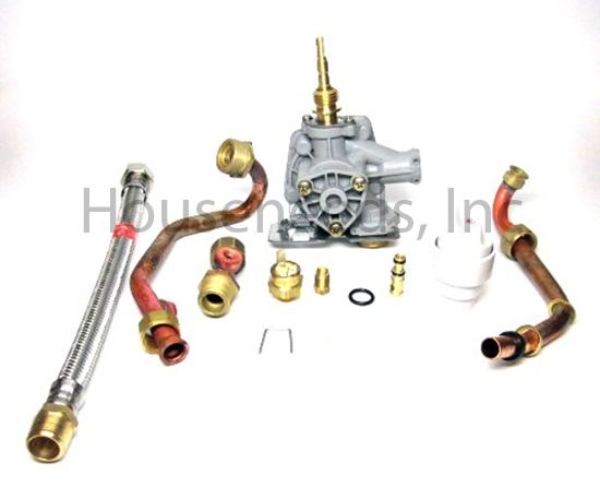 Bosch Aquastar 125b Water Valve Assembly Conversion Kit 8707002499