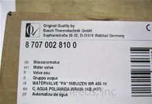 Bosch Aquastar 125FX Water Valve Assembly (conversion kit) LOC 3375 - 8707002810 - Non-returnable