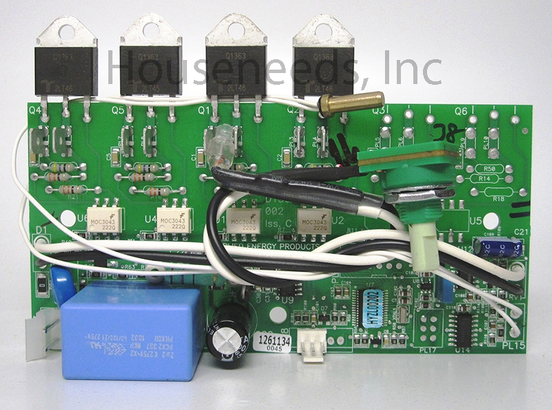 Powerstar Repair Parts Control Pcb Board Ae115 87387017140