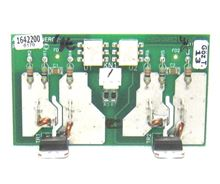 Bosch Tronic Dual Triac PCB For WH17 and WH27 - LOC 8181 - 87387017230 and is Non-Returnable