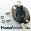 PowerStream Water Heater Low Thermal cut-out assembly LOC 8040 - Part 93-793726 - Non-returnable