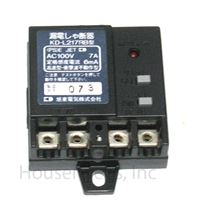 Bosch Aquastar 240FX Ground Fault Interrupter - LOC 7055 - EK58 - Non-returnable