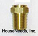 Bosch Aquastar 38B 1/2 inch Brass Outlet Water Fitting - LOC 3700 - NIP12XCLO - Non-returnable