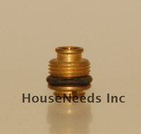 Ecotherm Gas Heater Screw Min Rate 130NG - LOC 6150 - R553034 - Non-returnable