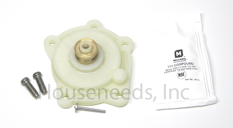 Bosch Aquastar 1600h Water Valve Rebuild Kit Gas Tankless