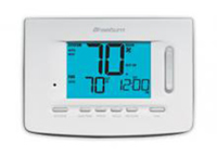 Braeburn 5/2 Day Programmable Digital Thermostat - 24V Single Stage - BRA5020