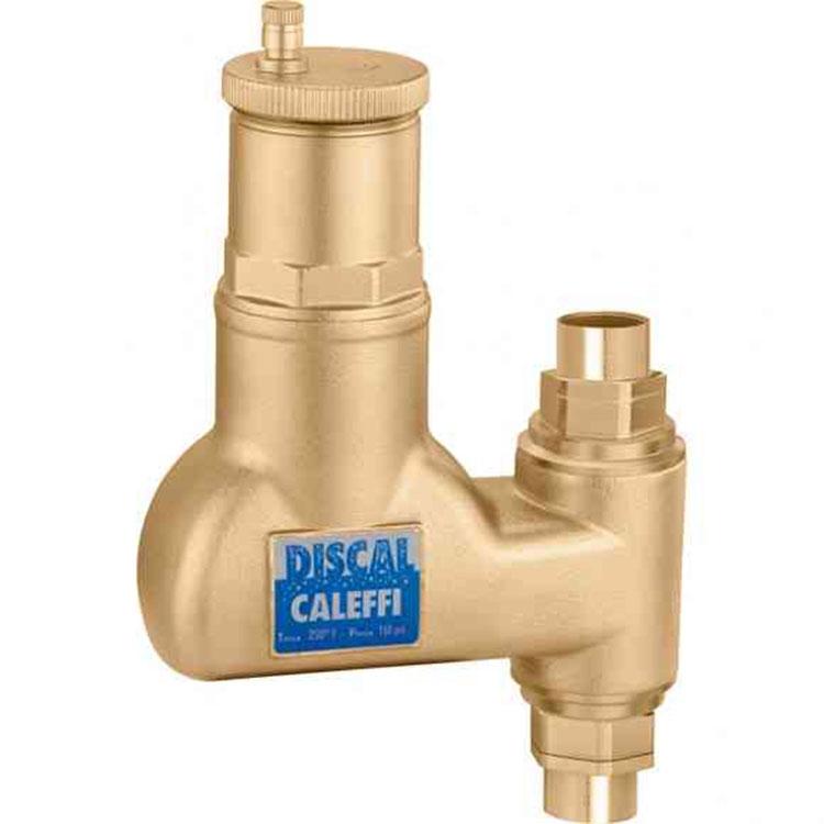 Caleffi Na551995 Caleffi Air Separator Hydronic Check
