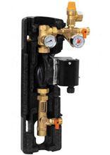 Caleffi Single-line solar pump station 3 Speed pump return and flow Pump - 278751A