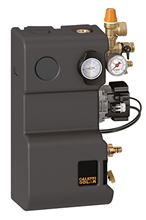 Caleffi Dual Solar Pump Station with return and flow without Pump - 279051 - Special Order Only with Cover