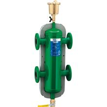 Caleffi 549052A HydroCal Combination Hydraulic Air and Dirt Separator 2  Inch ANSI Flange Connections