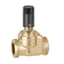 Caleffi 519006 HydroMixer Mixing Unit Optional Differential By-pass Valve 519006 for the Hydro Mixer 165 166 and 167 Series