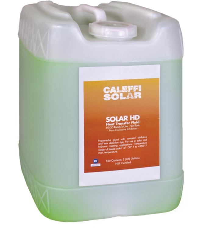 Caleffi Na10103 Pre Mixed High Temperature Propylene