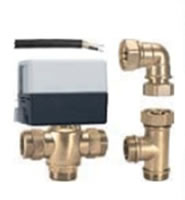 Caleffi Three Way Diverting Valve Kit  - NA26710