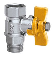 Caleffi Shut-off Air Vent Valve - 1/2 inch NPT M x F - Rated to 360 Degrees - NA29284