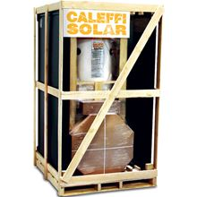 Caleffi Solar Water Heating System - Double Coil 119 Gallon Tank Kit with ISolar PLUS Controller - NAS30062-P
