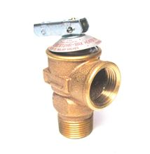 Cash Acme FWL-2 3/4 inch Pressure Relief Valve Only 150 PSI - 14737-0150