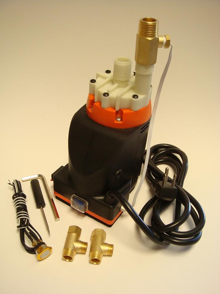 Chilipepper Cp8000 Chilipepper Hot Water Recirculator Pump
