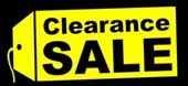 See all Clearance Items