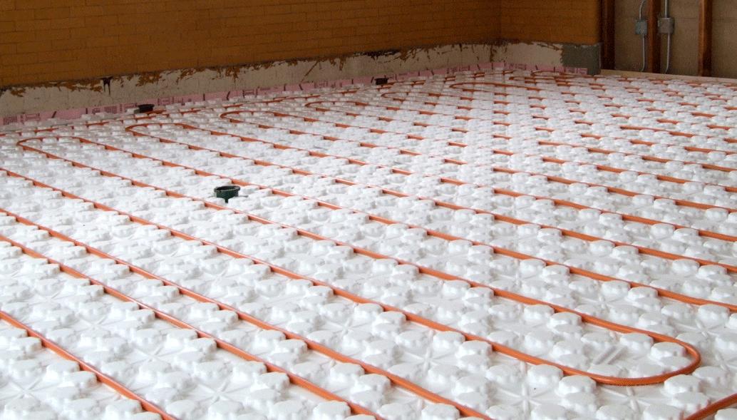 Creatherm Radiant Heat Foor Panels S20 For Pex Radiant Heating