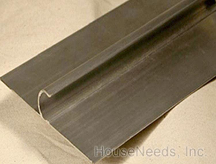 PEX Tubing Heat Transfer Plates - Extruded Aluminum Plates