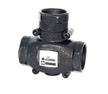 Danfoss ESBE Series Three-Way Thermic Valve Body Only - 1-1/4 inch W/FNPT Connections - 193B1701