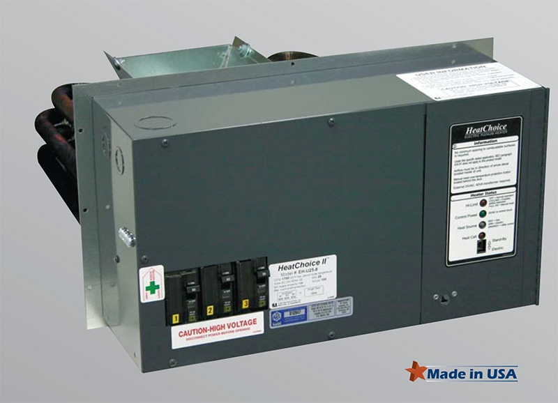 Electro Industries Electric Heatchoice Plenum Heater