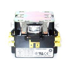Electro Industries 30-Amp Two Pole Contactor Relay 24VAC Coil Part Number 5126 for Electro Electric Boilers or Furnaces