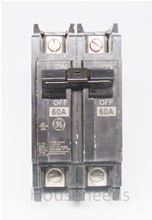 Electro Industries GE 60-Amp Circuit Breaker Part Number 5640 for Electro Electric Boilers or Electro HVAC Products