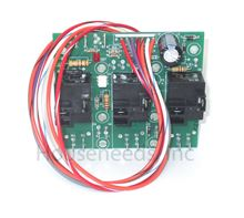 Electro Industries WarmFlo II 3 Relay Board EB & EM-WE T Driver (BIN 7005) - WFR3T5616