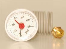 Embassy Onex Boiler Part - Pressure Gauge - 1/4 inch PSI - 62102009 - non-returnable
