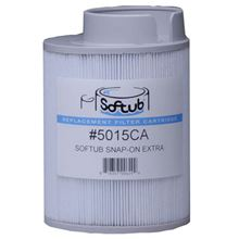 Softub Essentials Snap-On Extra Replacement Filter For Softub Spas Made Between June 2000 and June 2009 - 5015