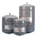 EXTROL Expansion Tank for Hydronic Heating Systems - AMT15 - Shown with all three sizes we sell