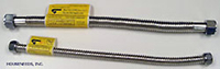 Falcon Stainless Steal 3/4 Inch Water Flex Pipes