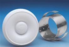 Fantech 4 inch Grill/Collar - CG 4