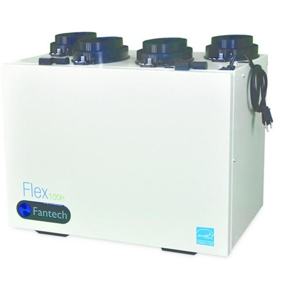 Fantech Flex 100h Es  Fantech Heat Recovery Ventilator