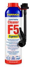 Fernox Protector F5 59902 Hydronic Cleaner Express Can for central Boiler Heating Systems