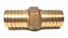 Brass Fitting 1 inch insert by 1 inch insert - I13-017