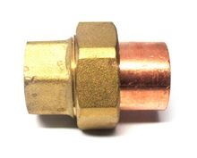 Copper Union 1/2 inch x 1/2 inch C - C75-502