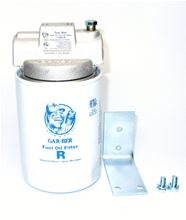 Toyotomi Garber Oil Filter Cartridge and Attaching Bracket 11V-R. Oil Water Heaters from Toyotomi OM-122DW Oil & OM-128-HH