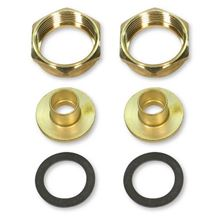 Grundfos 1/2 Inch Bronze Sweat Flange Set 529913